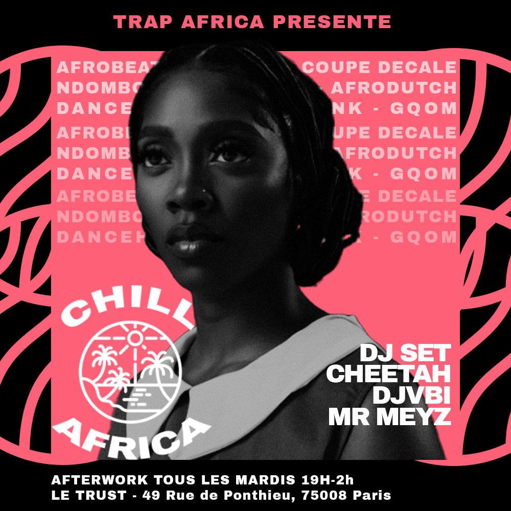 VISUEL CHILL AFRICA 2